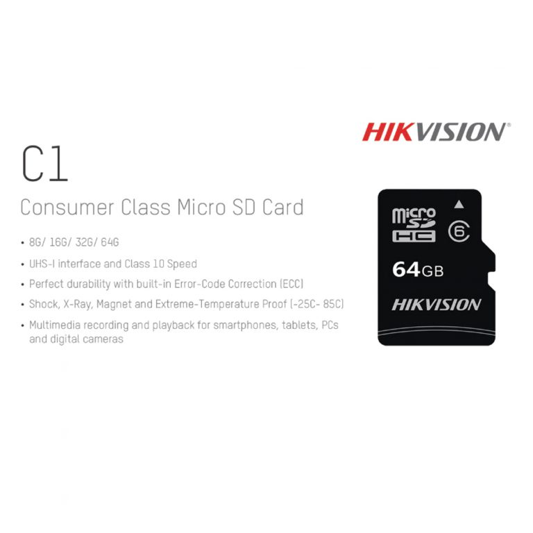 the nho hikvision 64gb 1abab